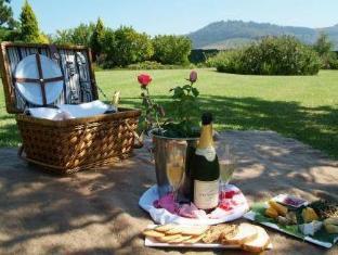WedgeView Country House & Spa Stellenbosch - Garden