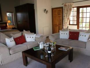 WedgeView Country House & Spa Stellenbosch - Lobby