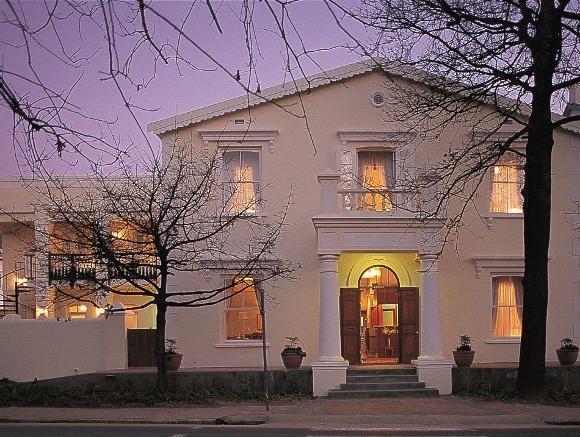 Eendracht Hotel Stellenbosch - Hotel Exterior