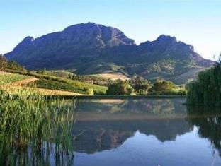 Alluvia Specialist Winery Guest House Stellenbosch - View