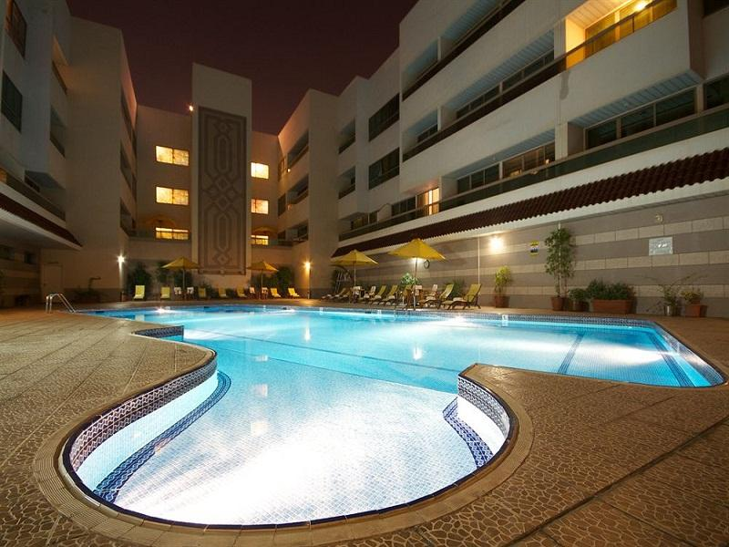 Welcome Hotel Apartment 2 - Hotels and Accommodation in United Arab Emirates, Middle East