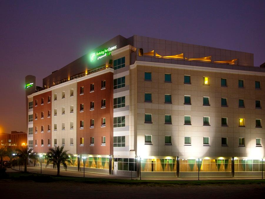 Holiday Inn Express Dubai Internet City - Hotels and Accommodation in United Arab Emirates, Middle East