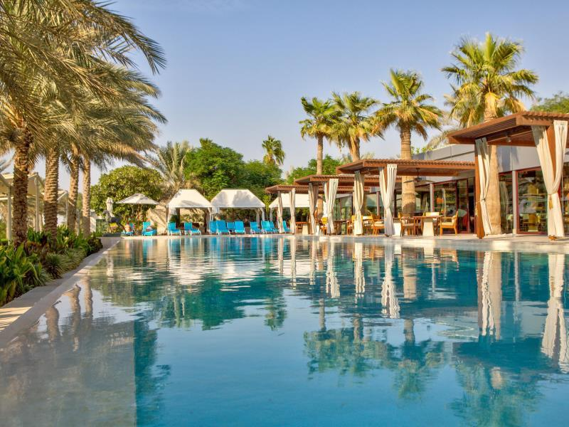 Melia Desert Palm Dubai - Hotels and Accommodation in United Arab Emirates, Middle East