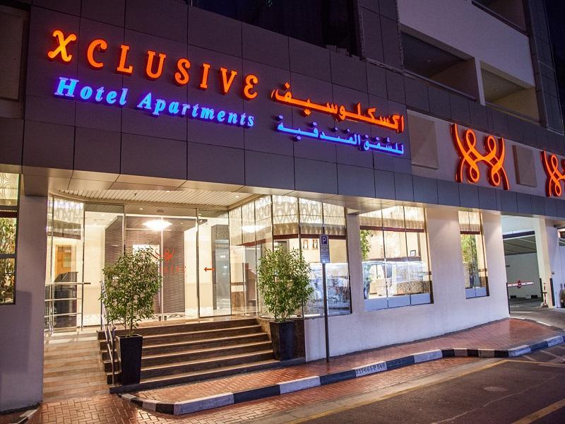 Xclusive Hotel Apartments - Hotels and Accommodation in United Arab Emirates, Middle East