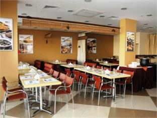Dunes Hotel Apartments Muhaisnah Dubai - Coffee Shop/Cafe