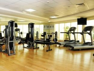 Dunes Hotel Apartments Muhaisnah Dubai - Fitness Room