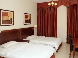 Dunes Hotel Apartments Muhaisnah Dubai - 2 Bedroom Apartment
