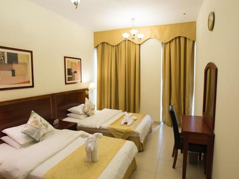 Dunes Hotel Apartments Muhaisnah - Hotels and Accommodation in United Arab Emirates, Middle East
