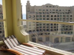 Royal Club Palm Jumeirah Managed by B&G Hotels & Resorts Dubai - Palm View Balcony