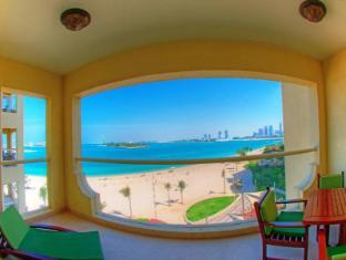 Royal Club Palm Jumeirah Managed by B&G Hotels & Resorts Dubai - Balcony/Terrace
