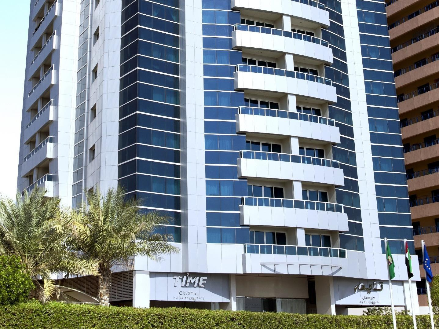 TIME Crystal Hotel Apartment - Hotels and Accommodation in United Arab Emirates, Middle East