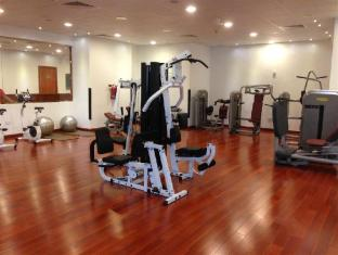 Golden Tulip Hotel Apartments Sharjah - Fitness Room