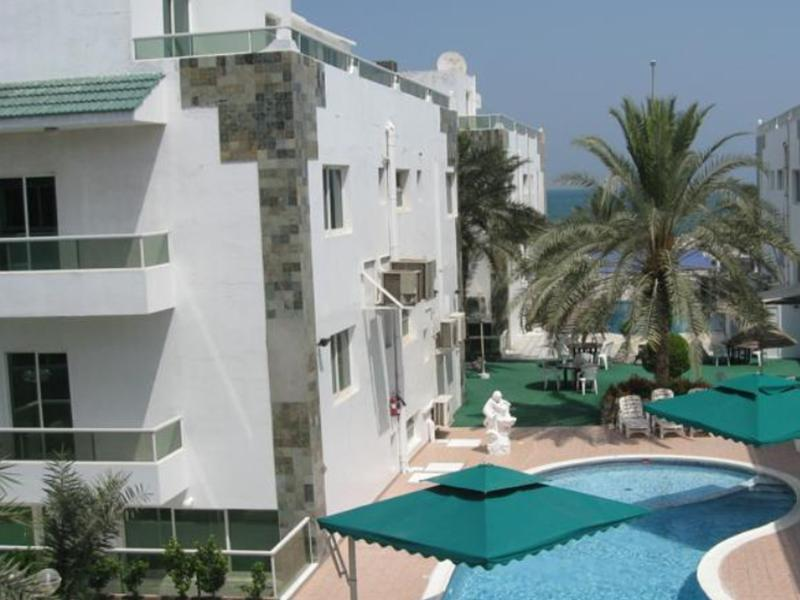 Green House Resort - Hotels and Accommodation in United Arab Emirates, Middle East