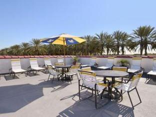 Super 8 anaheim/near disneyland hotel anaheim (ca) - balkon/teras