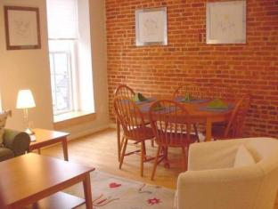 Celie's Waterfront Inn Hotel Baltimore (MD) - Suite Room