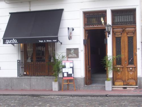 Gurda Tango Boutique Hotel Buenos Aires - Hotellet udefra