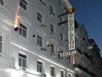 Hotel Napoleón - Hotels and Accommodation in Argentina, South America
