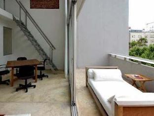 Design Ce Hotel de Diseno Buenos Aires - balkon/terasa