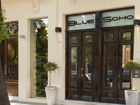 Blue Soho Hotel Buenos Airės - Viešbučio išorė