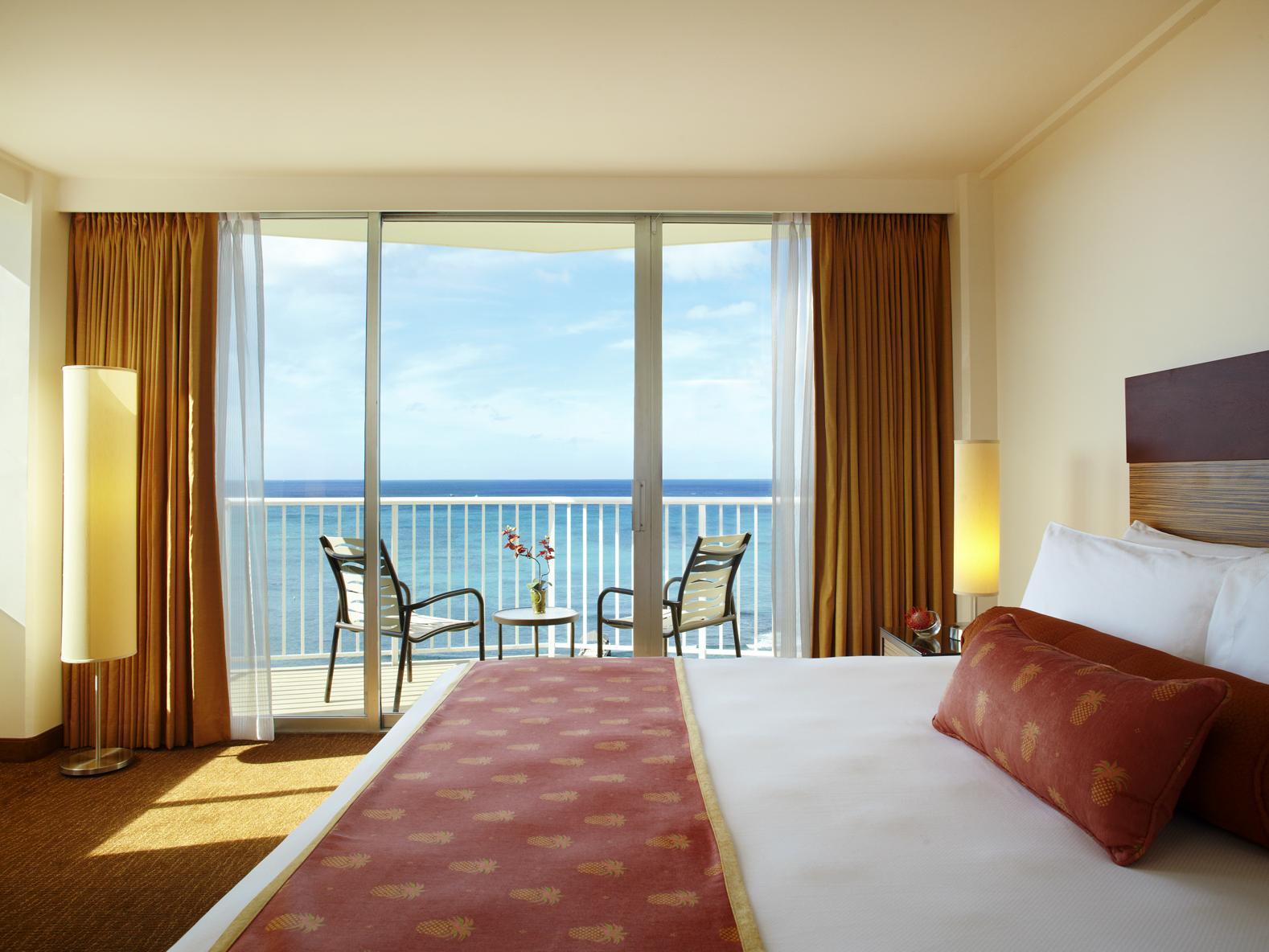 Park Shore Waikiki Hotel