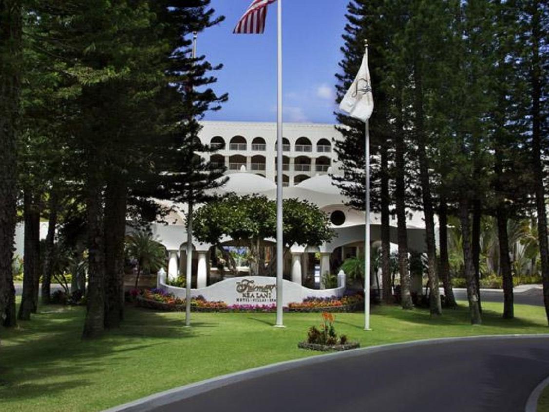 The Fairmont Kea Lani Hotel - Maui Hawaii