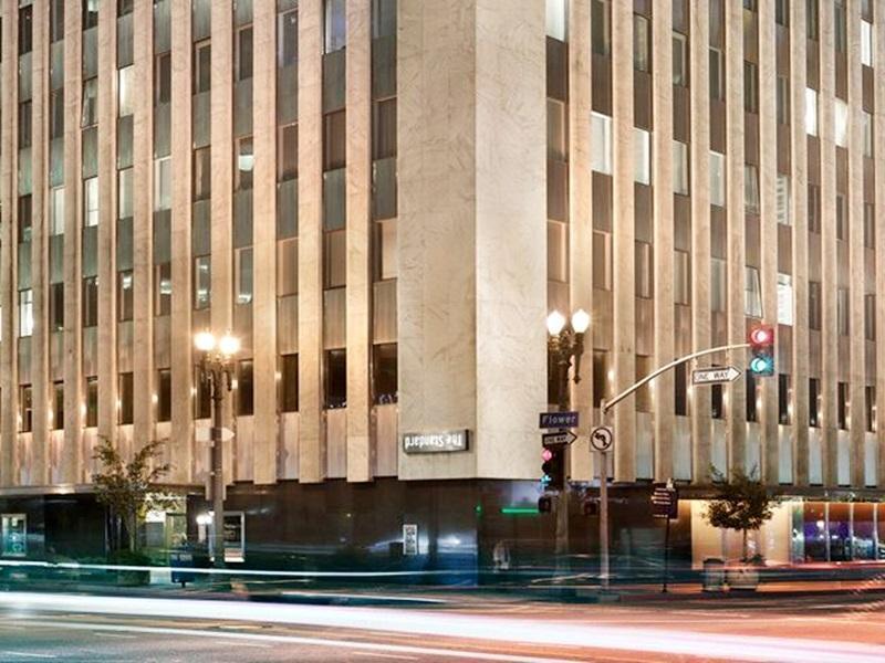 The Standard Hotel, Downtown LA