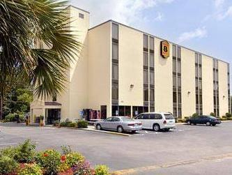 Super 8 Market Commons Hotel - Hotel and accommodation in Usa in Myrtle Beach (SC)