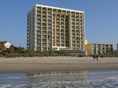 Ocean Park Resort - Hotel and accommodation in Usa in Myrtle Beach (SC)