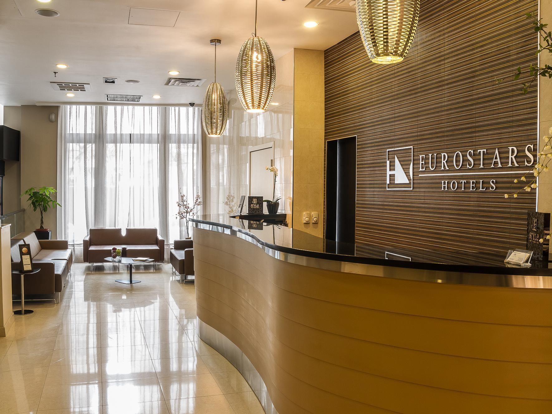 Eurostars Hotel Wall Street - Hotel and accommodation in Usa in New York (NY)
