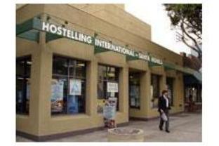 ホステリング インターナショナル ロサンゼルス サンタ モニカ