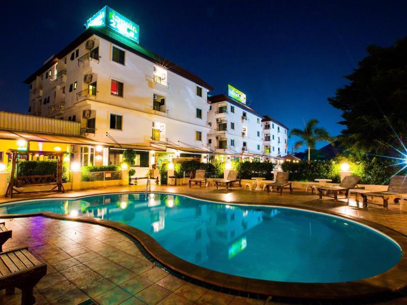 Great Residence Suvarnabhumi Hotel Bangkok