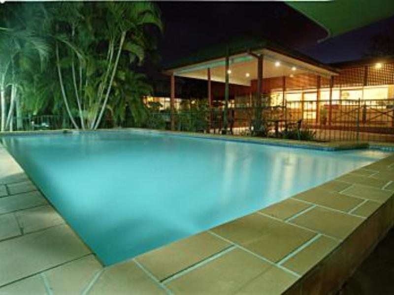 Dawson Motor Inn Motel - Hotell och Boende i Australien , Lismore