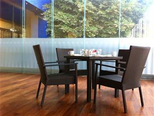 Hotel del Prado Mexico City - El Cafe Restaurant