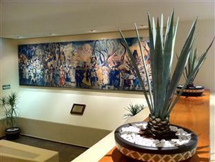 Hotel del Prado Mexico City - Diego Rivera's mural