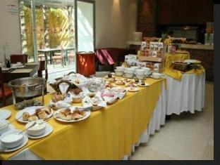 Ramada Aeropuerto Mexico Hotel Mexico City - Buffet