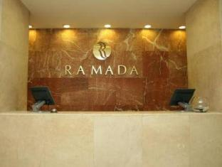Ramada Aeropuerto Mexico Hotel Mexico City - Vastaanotto