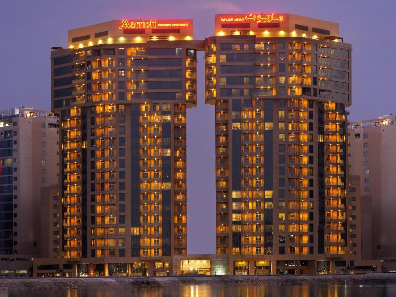 Marriott Executive Apartments Manama - Hotels and Accommodation in Bahrain, Middle East