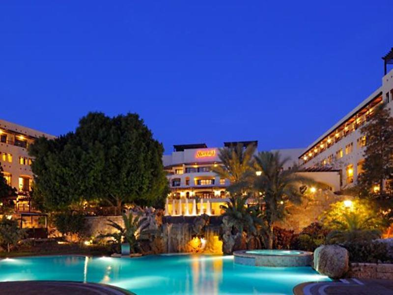 Dead Sea Marriott Resort & Spa - Hotels and Accommodation in Jordan, Middle East