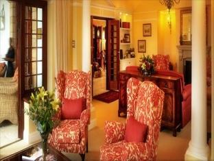 St James Manor Cape Town - Lounge Area