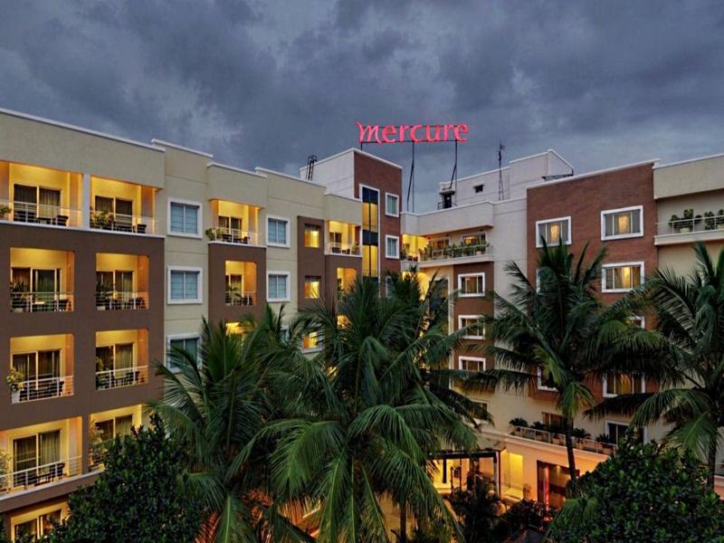 Grand Mercure Bangalore Hotel - Hotell och Boende i Indien i Bengaluru / Bangalore