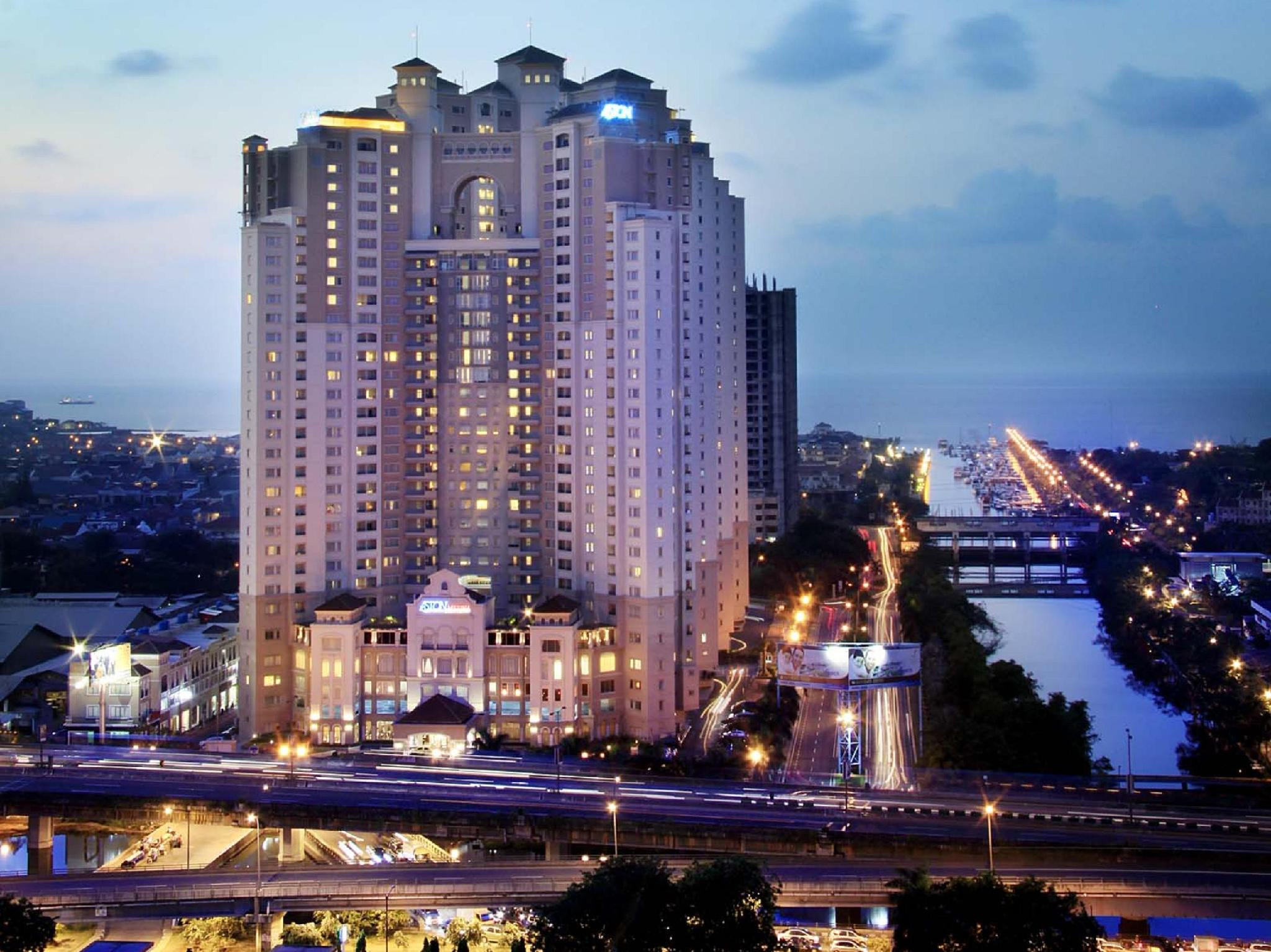Aston Marina Hotel - Hotels and Accommodation in Indonesia, Asia