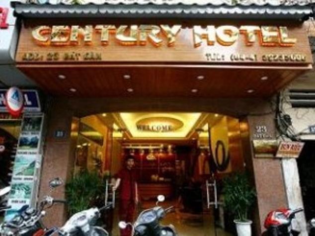Hanoi Century Hotel - Hotell och Boende i Vietnam , Hanoi