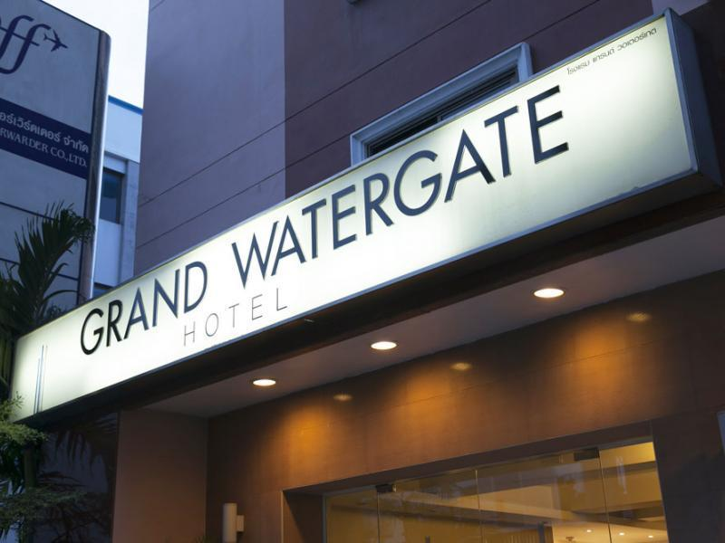Grand Watergate Hotel - Hotels and Accommodation in Thailand, Asia