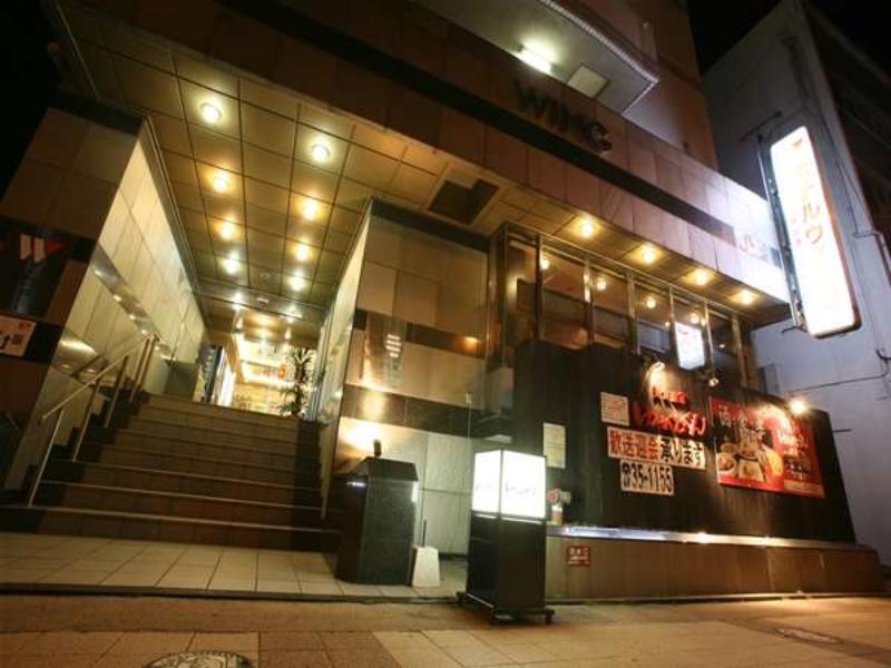 Hotel Wing International Shimonoseki Yamaguchi - Exterior
