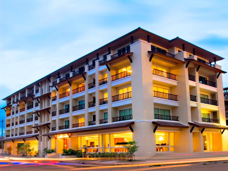 City Inn Vientiane Hotel - Hotels and Accommodation in Laos, Asia