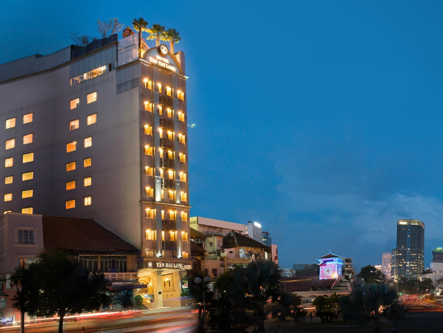 Hotell Tan Hai Long Hotel   Spa