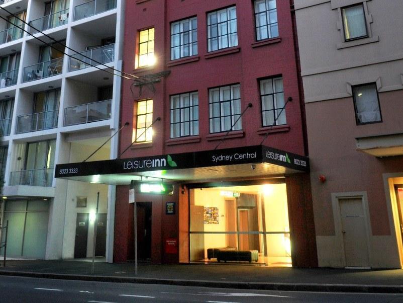 Leisure Inn Sydney Central Hotel - Hotell och Boende i Australien , Sydney