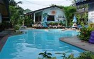 Ark-Bar Garden beach Resort Samui - Swimming Pool