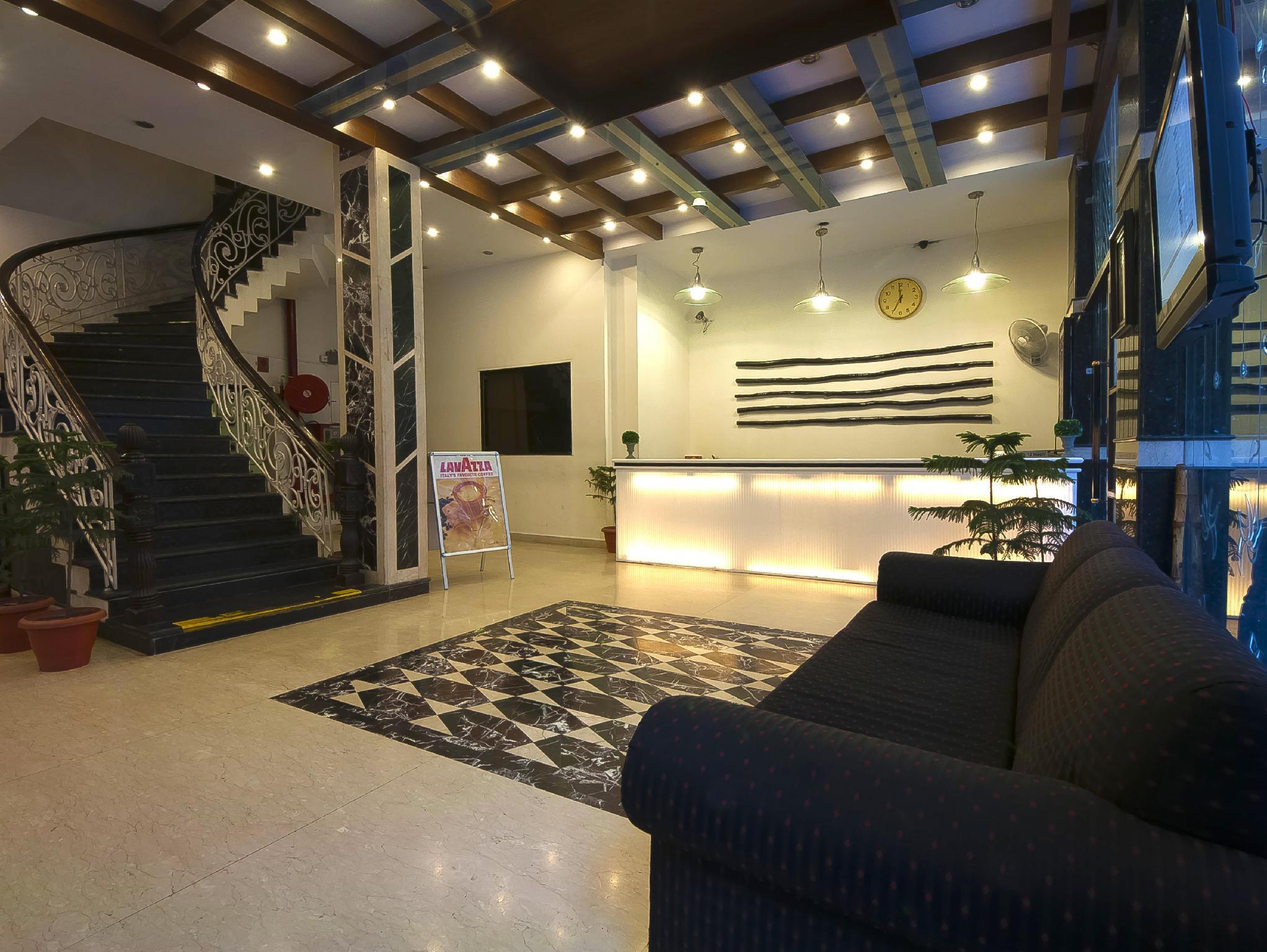Hotel Delhi City Centre - Hotell och Boende i Indien i New Delhi And NCR