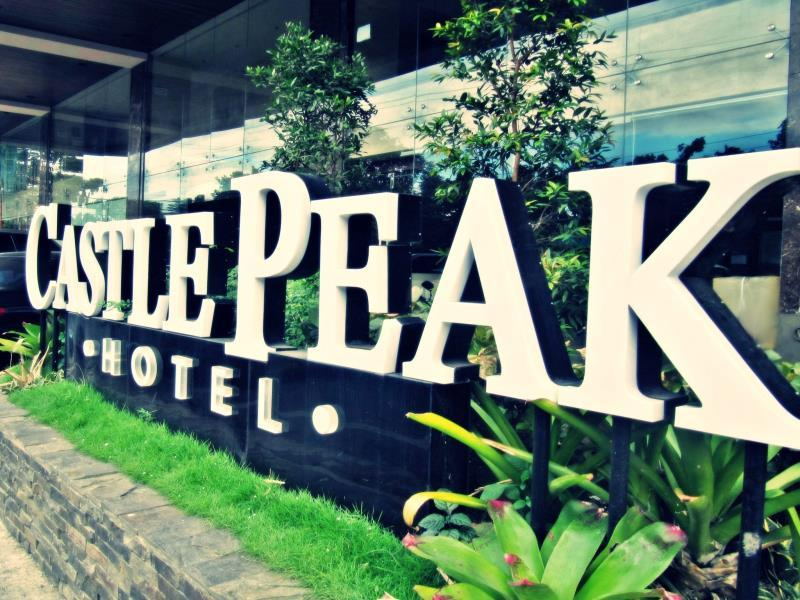 Castle Peak Hotel Cebu - Hotellet udefra